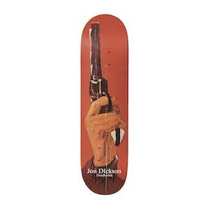 "Deathwish Dickson Trigger 8.5"" Skateboard Deck"