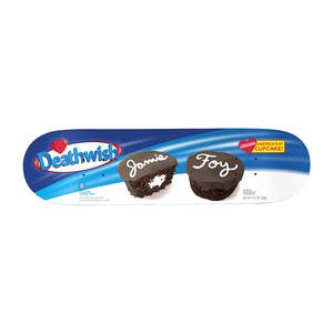 "Deathwish Foy Cupcake 8.125"" Skateboard Deck"