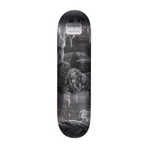 "Deathwish Lizard King Inferno 8.38"" Skateboard Deck"