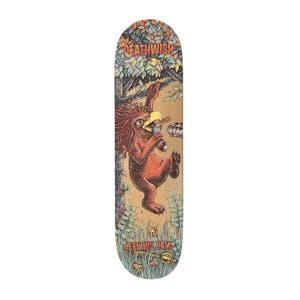 """Deathwish Neen Beast Mode 8.25"""" Skateboard Deck"""