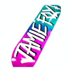 "Deathwish Foy Gang Name 8.125"" Skateboard Deck - Pink/Teal"