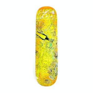 "Deathwish Pedro Dystopia 8.5"" Skateboard Deck"