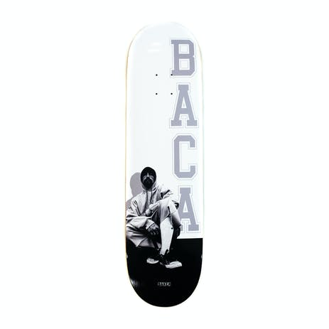 "Baker Baca Respect To An OG 8.25"" Skateboard Deck"