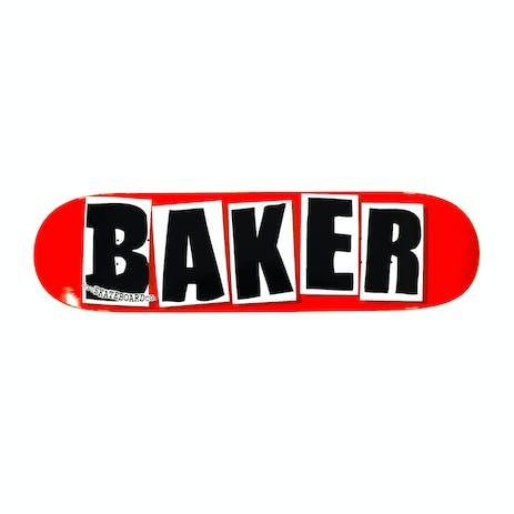 Baker OG Logo Skateboard Deck - Black