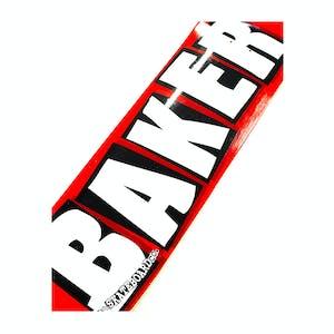 Baker OG Logo Skateboard Deck - White