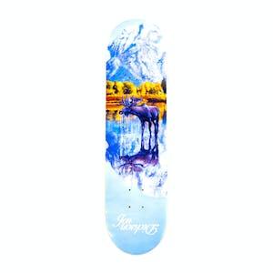 "Deathwish Dickson Mirror Lake 8.0"" Skateboard Deck"