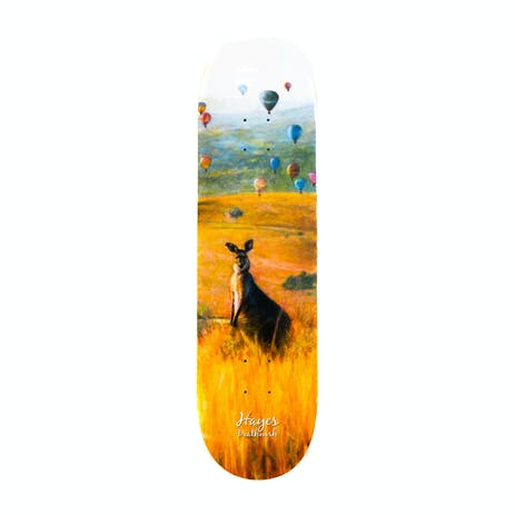"Deathwish Hayes Hopper 8.38"" Skateboard Deck"