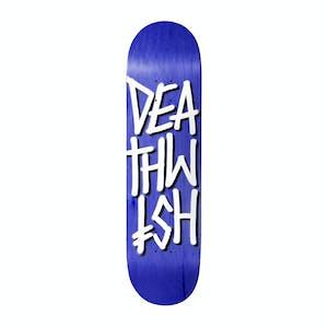 """Deathwish Deathstack 8.25"""" Skateboard Deck - Random Veneers"""