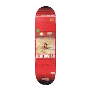 "Deathwish Dickson VHS Wasteland II 8.0"" Skateboard Deck"