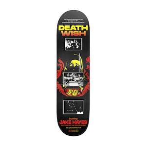 """Deathwish Hayes Sudden Death 8.25"""" Skateboard Deck"""