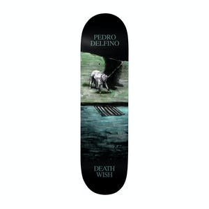"Deathwish Pedro With Dog 8.25"" Skateboard Deck"