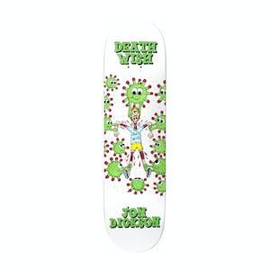 "Deathwish Quarantine 8.25"" Skateboard Deck - Dickson"
