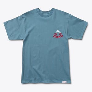 Diamond Mountaineer T-Shirt - Slate
