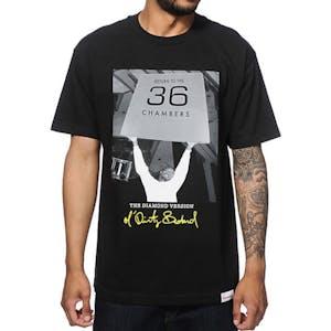 Diamond Supply Co x ODB Chambers T-Shirt - Black