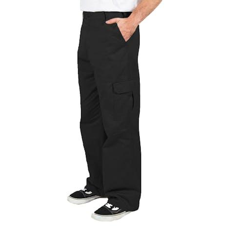 Dickies Cargo Pant - Rinsed Black