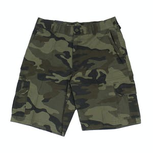 Dickies 351 Relaxed Fit Short - Stone Washed Moss Black Camo