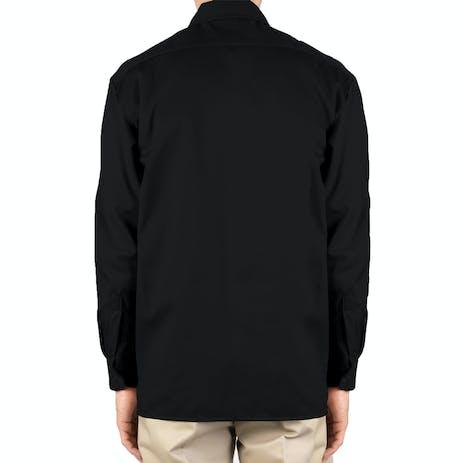 Dickies Long Sleeve Work Shirt - Black