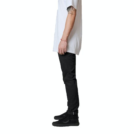 Dickies 801 Skinny Straight Pant - Black