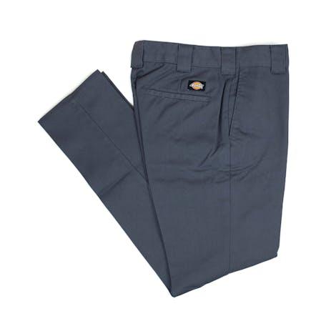 Dickies 872 Slim Tapered Fit Work Pant - Charcoal