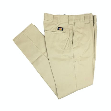 Dickies 872 Slim Tapered Fit Work Pant - Khaki
