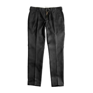 Dickies 872 Slim Tapered Fit Work Pant - Black