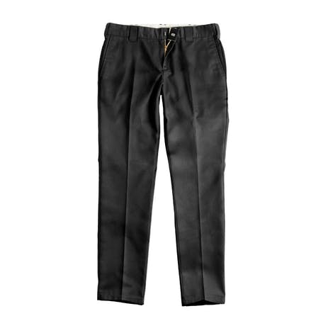 Dickies 872 Slim Tapered Fit Work Pant - Black