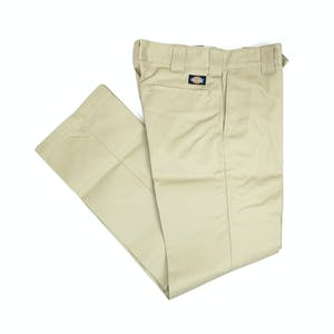 Dickies 873 Slim Straight Fit Work Pant - Khaki