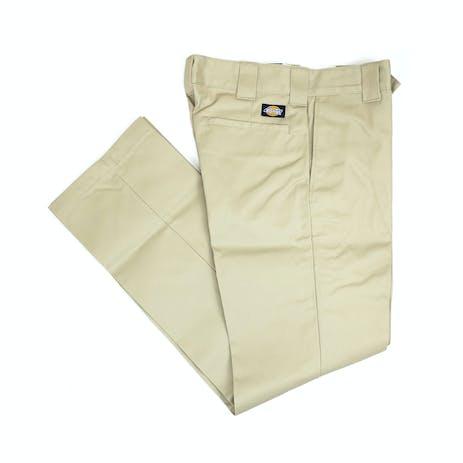 Dickies 873 Slim Straight Fit Work Pant - Khaki