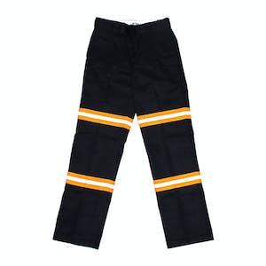 Dickies Original 874 Work Pant - Hi-Vis/Black