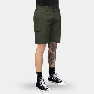 Dickies Baytown Cargo Short - Army Green