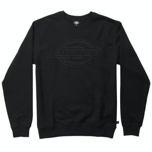 Dickies H.S. Ohio Crewneck Sweater - Black