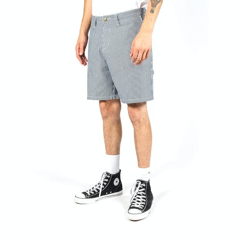 Dickies Kempton Carpenter Short - Hickory Stripe