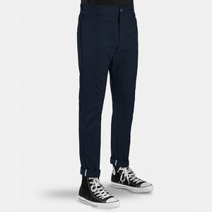 Dickies Skinny Double Knee Work Pant - Dark Navy