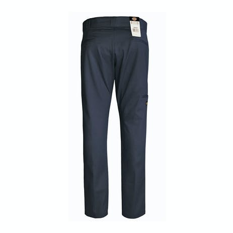 Dickies 811 Skinny Straight Double Knee Work Pant - Dark Navy