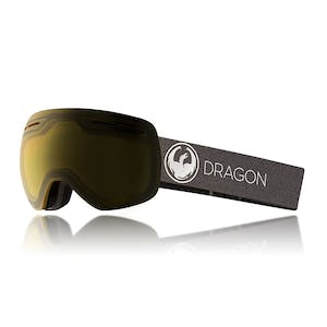 Dragon X1s Snowboard Goggle 2018 - Echo / Transitions Yellow