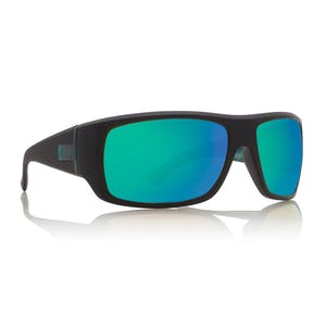 Dragon Vantage Sunglasses - Matte Black Clark Little / Green Ion P2