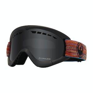 Dragon DXs Snowboard Goggle 2020 - Blur / Dark Smoke