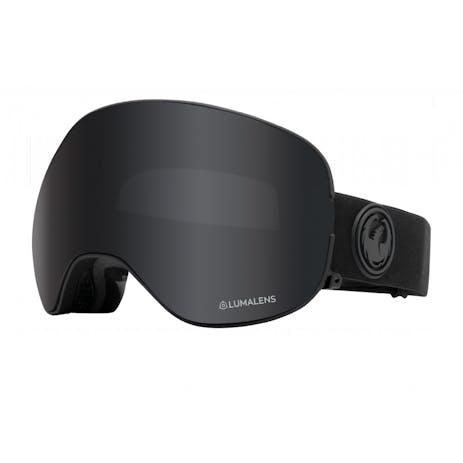 Dragon X2 Snowboard Goggle 2020 - Knight Rider / Dark Smoke + Spare Lenses