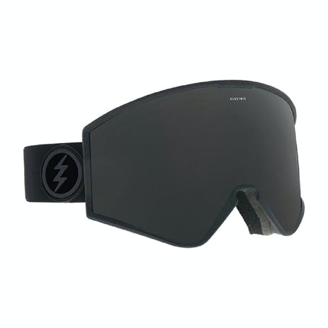 Electric Kleveland Snowboard Goggle 2021 - Murked / Jet Black + Spare Lens