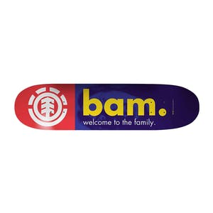 "Element Bam Welcome 8.25"" Skateboard Deck"