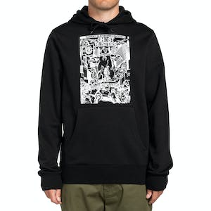 Element x Ghostbusters Carnage Hoodie - Flint Black