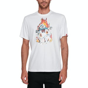 Element x Ghostbusters Inferno T-Shirt - Optic White