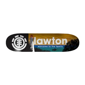 "Element Lawton Welcome 8.0"" Skateboard Deck"