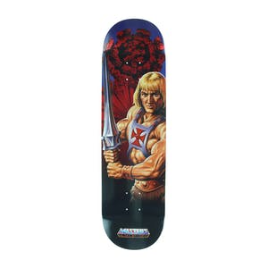 "Element Masters of the Universe 8.25"" Skateboard Deck - He Man"