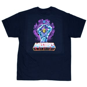 Element Masters of the Universe Skeletor T-Shirt - Navy