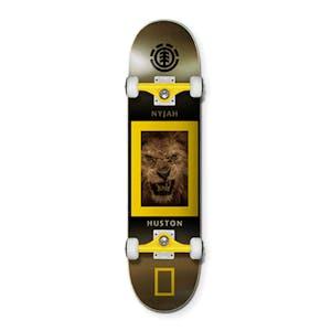 "Element x Nat Geo Nyjah Lion 7.75"" Skateboard Deck"