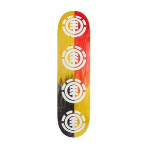"Element Quadrant Split 8.0"" Skateboard Deck"