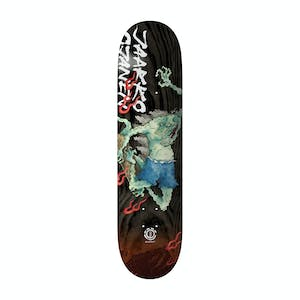 "Element Jaakko Reptilicus 8.38"" Skateboard Deck"