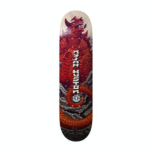"Element Nyjah Reptilicus 8.125"" Skateboard Deck"
