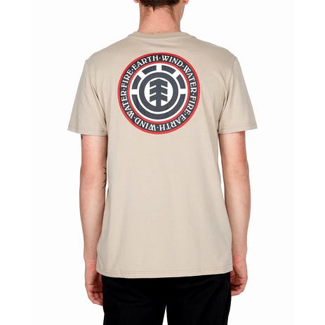 Element Seal Back T-Shirt - Stone
